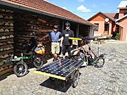 c002 | Czech Solar Team to Race 7,300 km on Solar Electric Trikes in The Sun Trip!