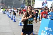 Arjun Pradhan (2nd Place Men's category India)