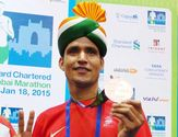 Bahadur S. Dhoni (3rd Place Men's category India)