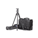 Tenba 15-inch Black Messenger Bag and Benro Tripod