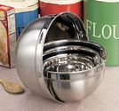 Stainless Steel Mixing Bowls - Metal Mixing Bowl Sets
