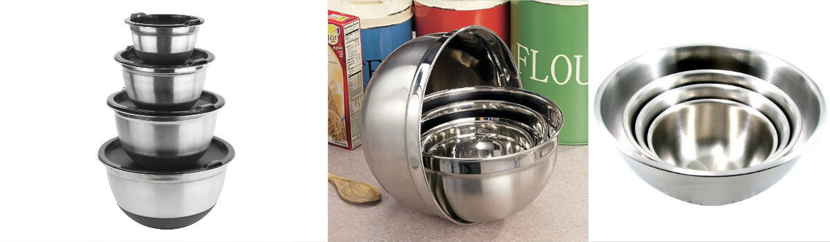 Headline for Stainless Steel Mixing Bowls Reviews