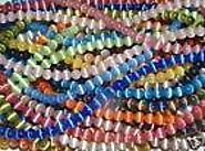 Metalized Plastic Beads Wholesale