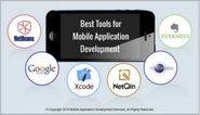 Best tools for Mobile Application Development