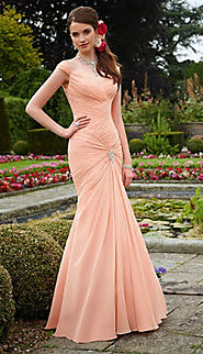 Buy Rose Gold Bridesmaid Dress