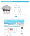 Custom options Display: Yahoo Store Layout Feature