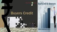 Buyers Credit service in thane