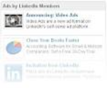 LinkedIn Ads: Targeted Self-Service Ads