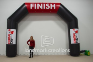 ChampionChip 247 Inflatable Finish Line Race Arch