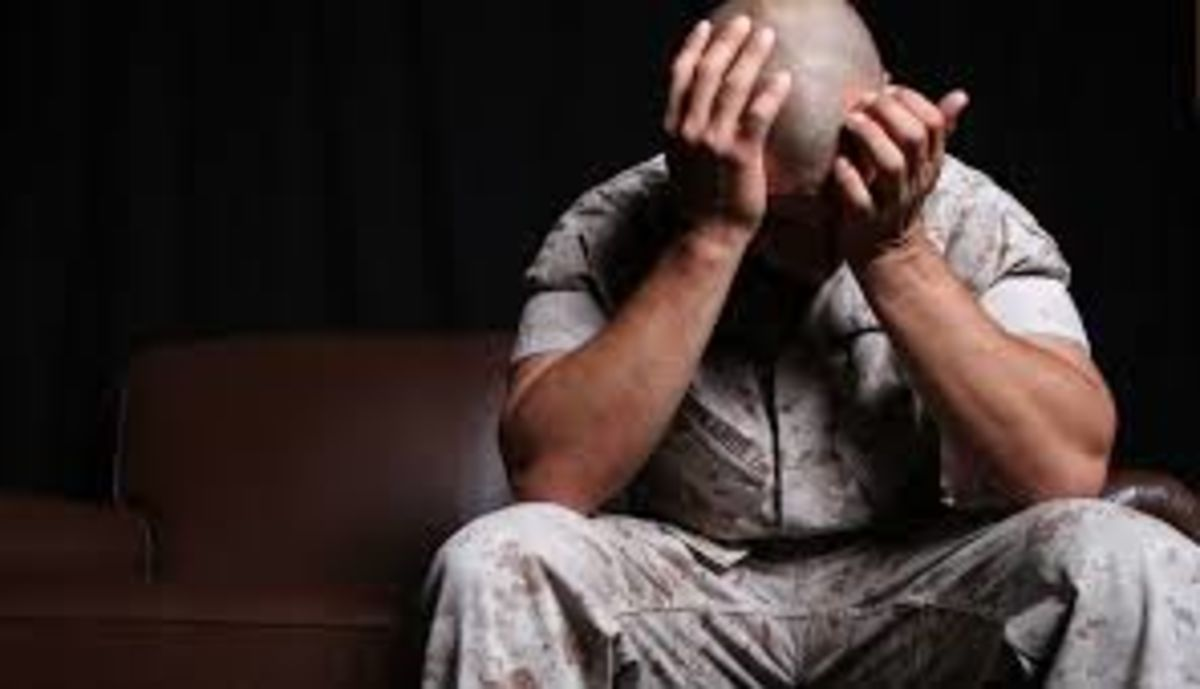 Headline for Military and PTSD Continuing Education Courses