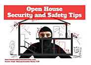 Security and Safety Tips For Holding an Open House