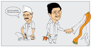 10 Songs Arvind Kejriwal Will be Singing For Kiran Bedi