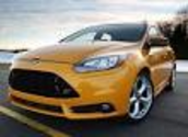 The Ford Focus ST