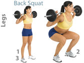 How to Get That Kick-Ass Bum In The Gym