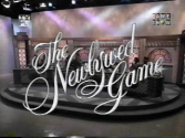 The Pre-Newlywed Game