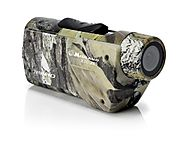 Midland XTC285VP 1080p HD Wearable Action Camera Breakout Case with Image Stabilization and Universal Mount Video Cam...