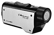 Midland XTC280VP1080p HD Wearable Action Camera with Image Stabilization, Submersible Case and Universal Mount (Black...