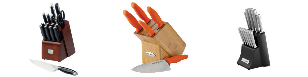 Headline for Best Rated Stainless Steel Knife Block Sets
