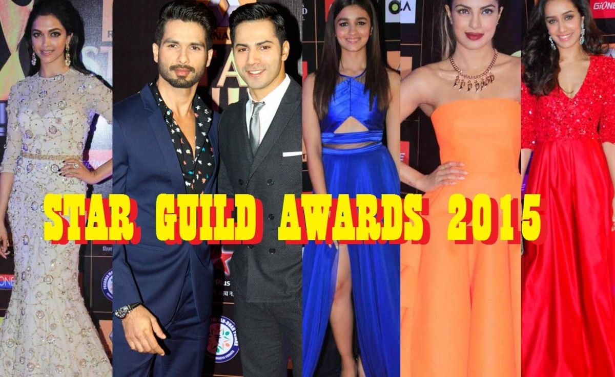 Headline for Star Guild Awards 2015