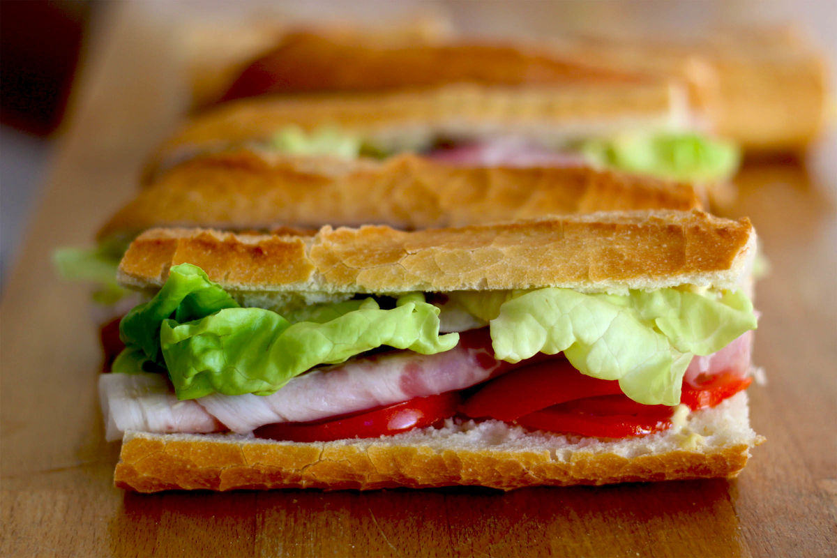 Headline for 12 Amazing Sandwich Recipes