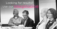 Brown Communications Group: Looking for results? Use our imagination.