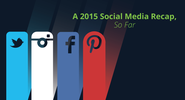 A 2015 Social Media Recap, So Far
