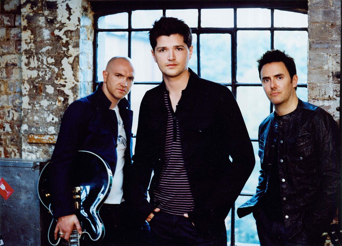 Headline for Best of The Script Discography