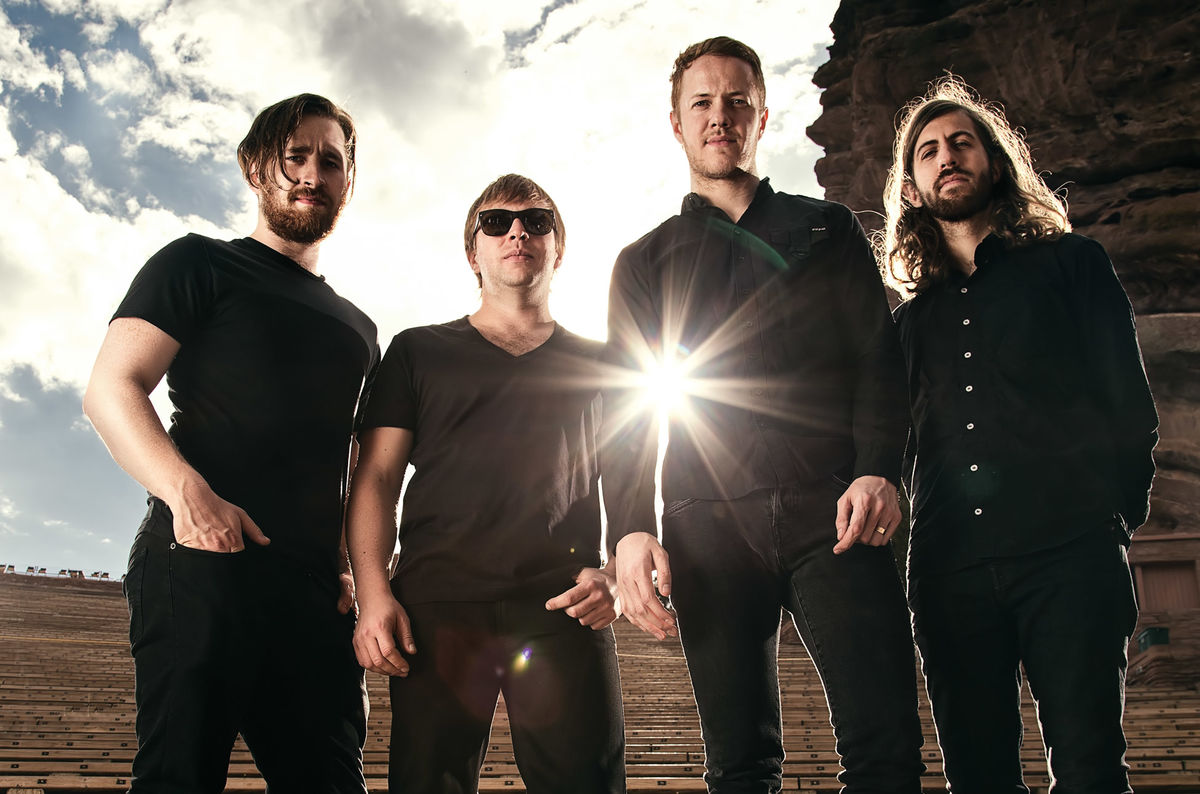 Headline for The Best Of Imagine Dragons