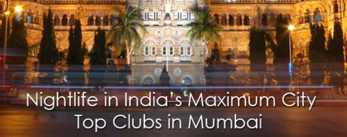 Headline for Top Four Clubs to Experience Mumbai's Nightlife