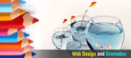 How being into Dramatics helped to become a good Web designer..!!