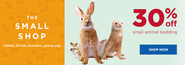 Small Pet Supplies | Rabbit, Ferret & Guinea Pig Food | PetFoodDirect.com