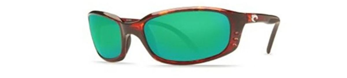 Headline for Costa del Mar Brine Tortoise Green Mirror 580G Lens