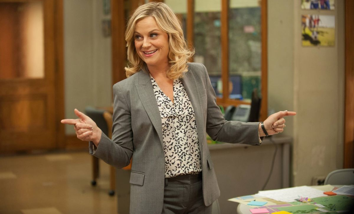 Headline for 15 Reasons Why Leslie Knope Should Be Your Idol