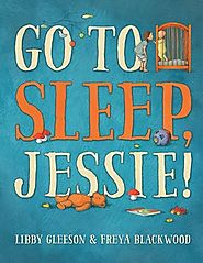 Children's Book Review, Go to Sleep Jessie