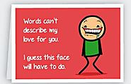 Funny Valentines Day Cards For Wishing