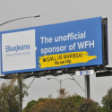 Upstart Video Conferencing Firm Uses Billboard Ad to Tweak Marissa Mayer
