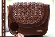 Handmade leather Bags - Love of Woman