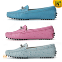 Gommino Leather Moccasin Loafers for Women CW314003