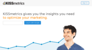 KISSmetrics Customer Intelligence & Web Analytics