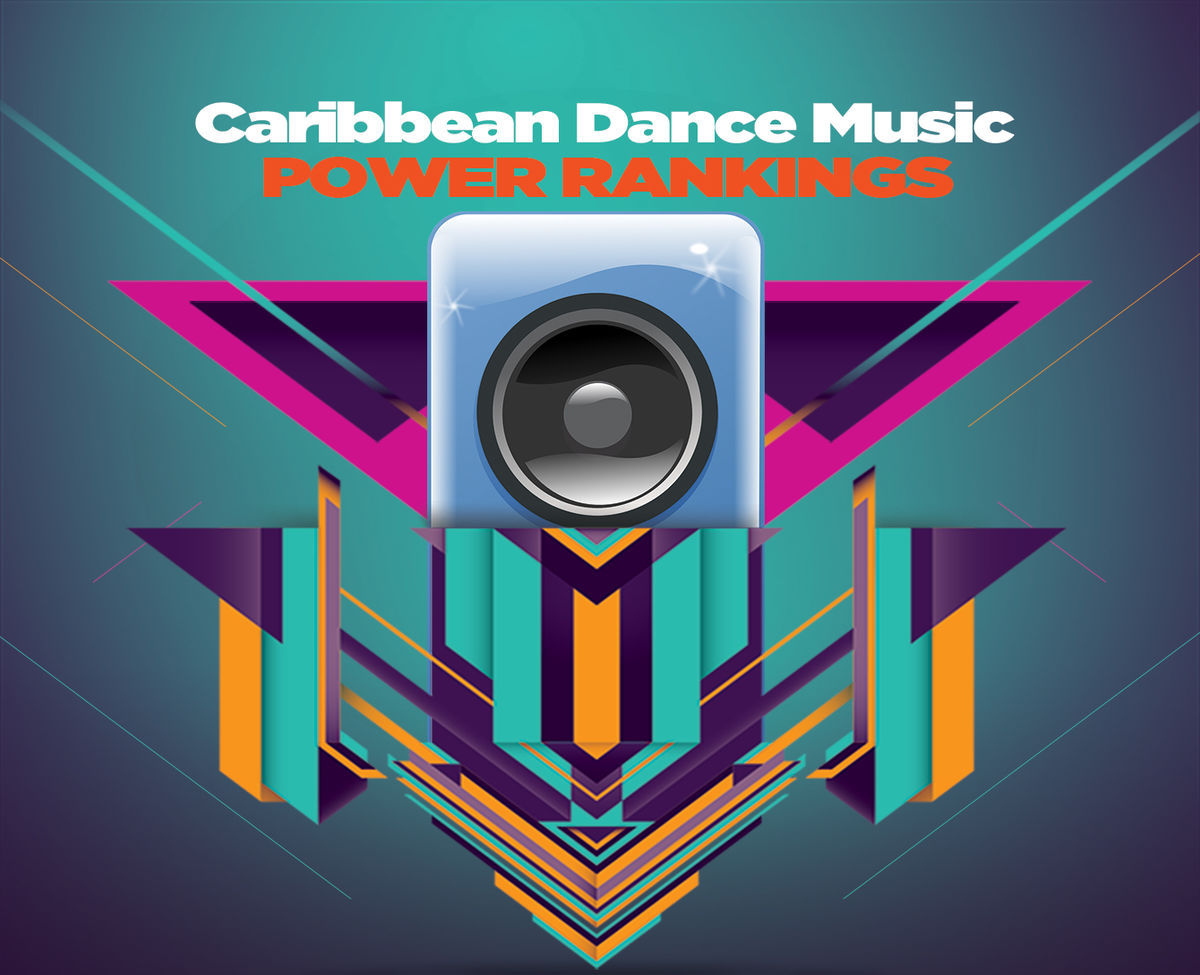 Headline for Caribbean Dance Music Power Rankings (January 2015)