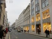 Bond Street and Mayfair