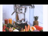 Nutrifaster N450 Multi Purpose Juicer-- AMAZING Commerical Juicer info