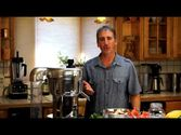 Nutrifaster Juicer Demo