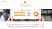 Building dashboards against cloud data with the Progress DataDirect Cloud and DecisionPoint™