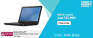 Power Packed festival Dell i3 Laptop Just 22,990/- Hurry Grab the deal @ http://goosedeals.com/home/details/flipkart/...