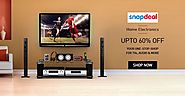 Upto 60% Off On Home Electronics Goosedeals is leading destination for cashback coupons and best deals. Goosedeals of...