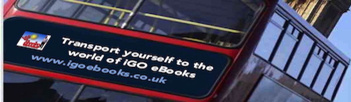 Headline for iGO eBooks® } ePublishing