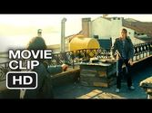 Taken 2 Movie CLIP - Rooftop Chase (2012) - Liam Neeson Movie HD