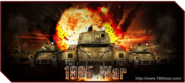 3D Tank Battle War Game - 1965-WAR