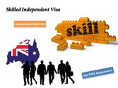Skilled Independent Subclass 189 Permanent Visa Australia
